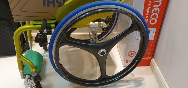 Rodas X Core 3 para cadeira de rodas - Foto 2