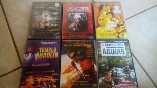 Dvd's orignais Filmes clássicos pt. 3 - Foto 3