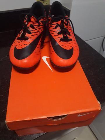 Chuteira Nike Original N.36 - Foto 5