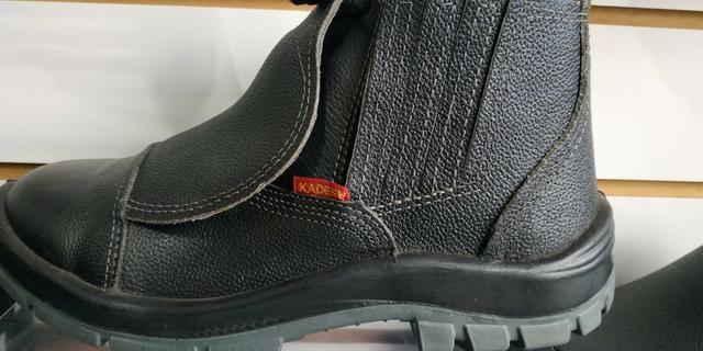 Botas, botinas, calçados de segurança - Foto 2