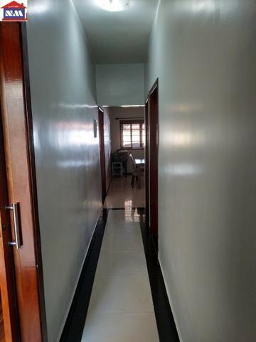00633 - QR 412! Fino acabamento! Luxuosa casa na laje! Aceito financiamento - Foto 6
