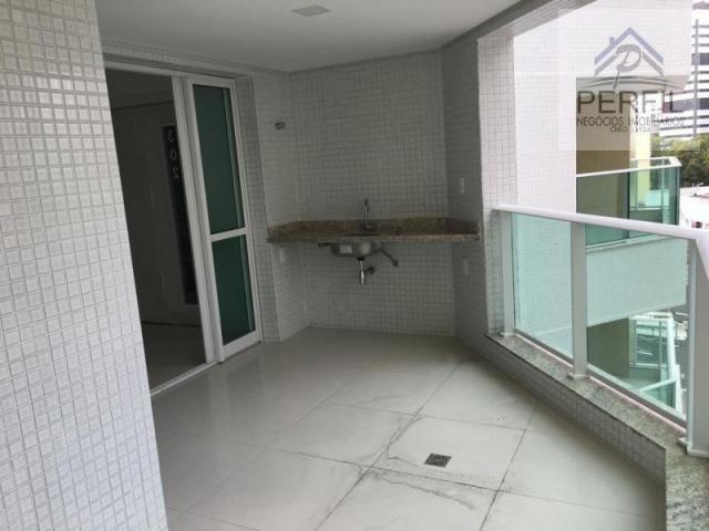 Apartamento para locação em salvador, graça, 2 dormitórios, 2 suítes, 4 banheiros, 2 vagas - Foto 10