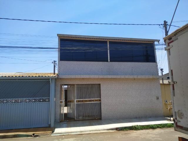 Vendo casa de andar samambaia norte aceita troca ap em taguatinga - Foto 9