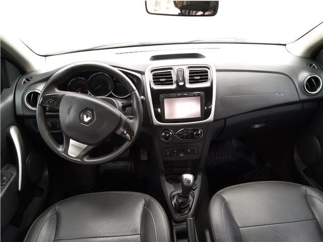 Renault Logan 1.6 dynamique 8v flex 4p automatizado - Foto 11