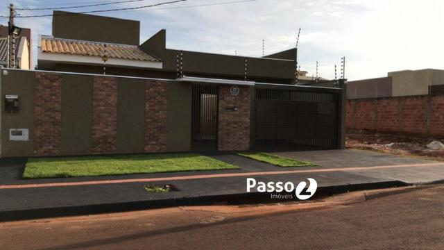 Casa com 03 quartos (sendo 1 suite) Parque Alvorada