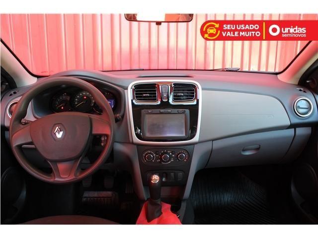 Renault Logan 1.0 12v sce flex expression manual - Foto 7