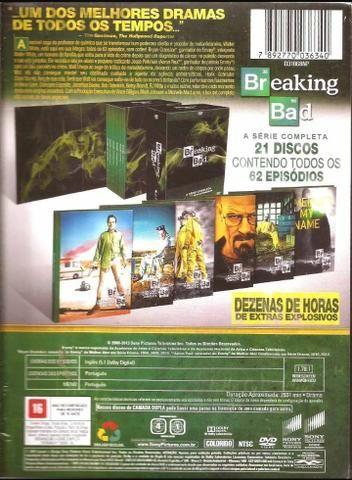 Breaking Bad original completa - Foto 2