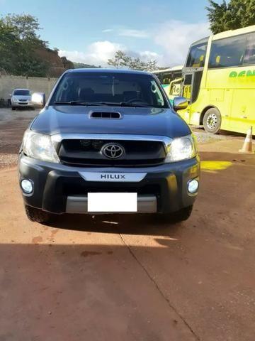 Toyota Hilux 3.0 Srv Cab. Dupla 4x4 Aut. 4p - Foto 3