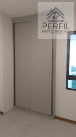 Apartamento para locação em salvador, graça, 2 dormitórios, 2 suítes, 4 banheiros, 2 vagas - Foto 4