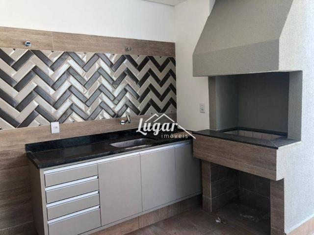Apartamento com 2 dormitórios para alugar, 56 m² por R$ 1.600,00/mês - Senador Salgado Fil - Foto 9
