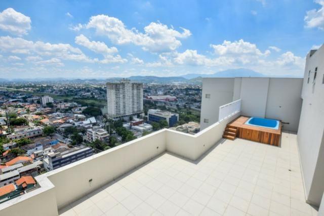 Apartamento, 4 Qts e Varanda. Centro - Nova Iguaçu - Foto 8