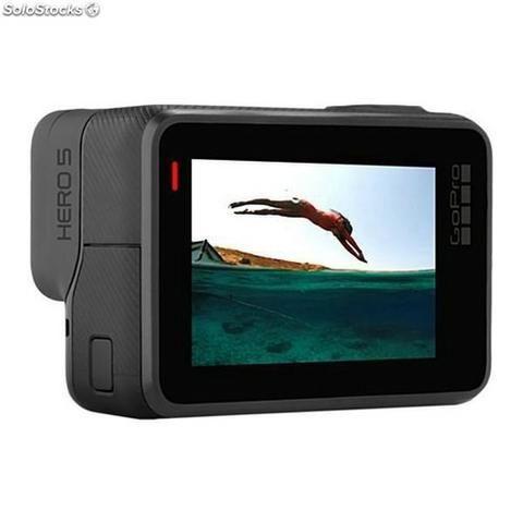 Câmera Gopro Hero5 Black 4k + Cartão Sd 64gb + Bateria Extra - Foto 4