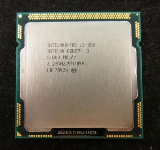 I3 550