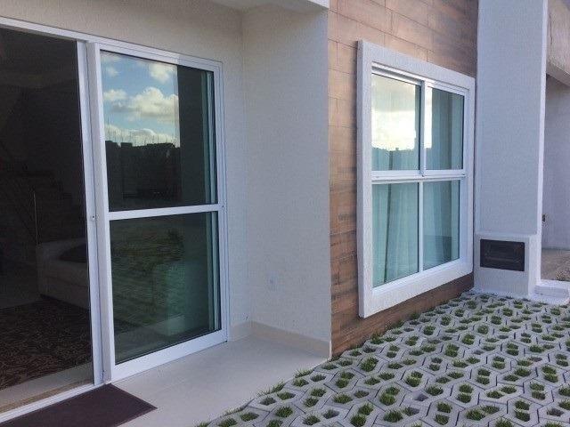 R$ 215.000 Condominio Fechado/ 2 e 3Suites/ Quintal com Churrasqueira/ Entrega em 02-2020 - Foto 11