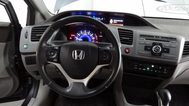 Honda Civic New LXR 2.0 I-VTEC (Flex) (Aut) - Foto 7