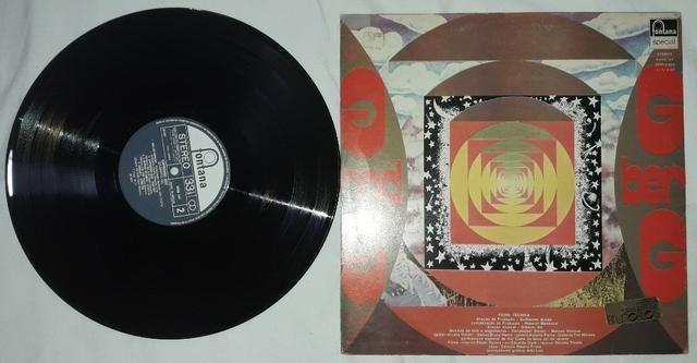 Dico de vinil do Gilberto Gil Expresso 2222 - Foto 2