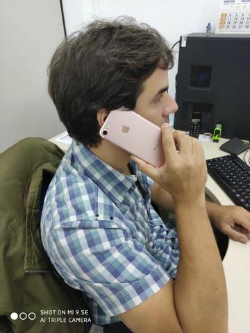 Iphone 7 rose 32gb - Foto 3