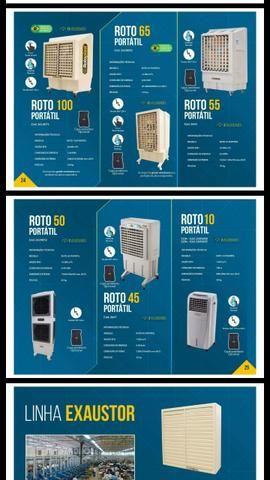 Ventilação climatização - Foto 3