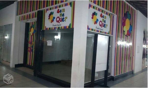 Loja no Shopping de Teixeira de Freitas com mezanino - Foto 3