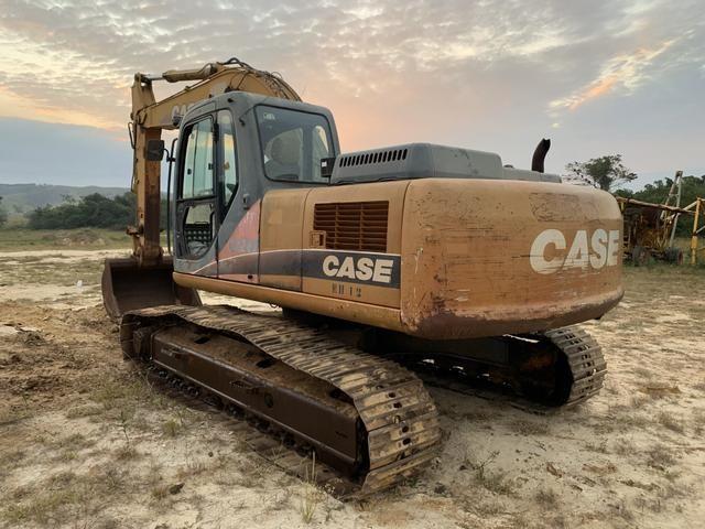 Escavadeira Hidráulica Case CX 220 - 2006 - Foto 2