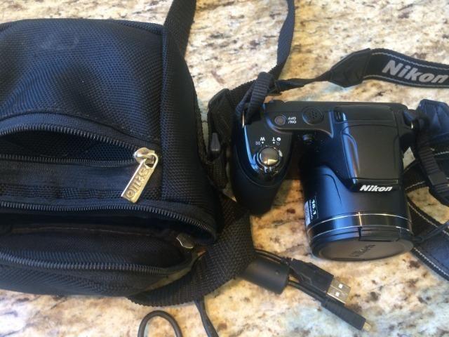 Câmera Nikon Coolpix - 16Mp - SuperZoom 26x na Lente - Foto 4