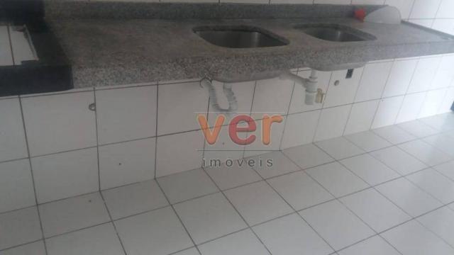 Apartamento com 3 dormitórios para alugar, 112 m² por R$ 1.450/mês - Engenheiro Luciano Ca - Foto 16