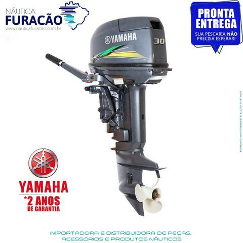 Motor de Popa Yamaha 30hp M - Foto 3