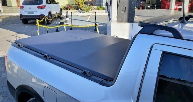 Volkswagen Saveiro Trend 1.6, 2014/2014, conservado! - Foto 14