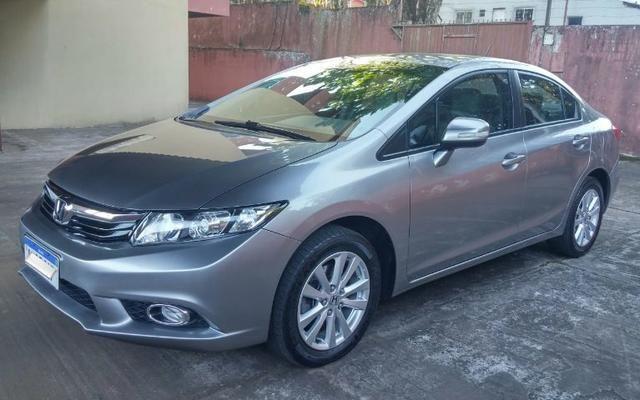 Honda Civic 2014 Lxr 2.0 16v flexone Automático - Foto 2