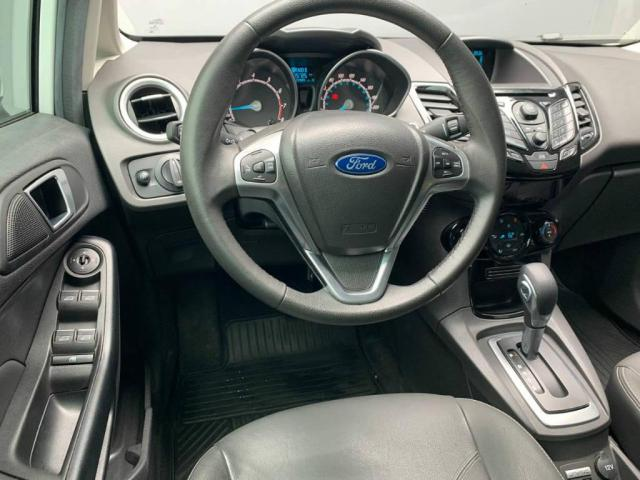 Ford New Fiesta Hatch TITANIUM 1.6 AUT - Foto 6