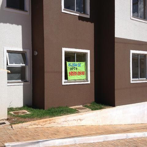 Apartamento Valparaíso GO, 2 quartos