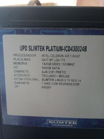 Computador completo - Foto 3