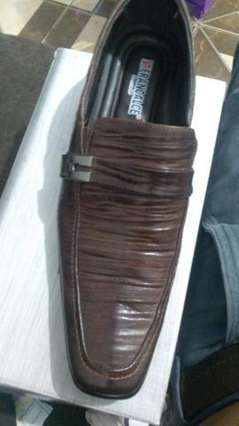 Sapato pegada Couro Tam 42 - Foto 3