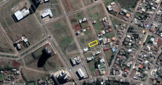 Terreno à venda em Cidade nova, Passo fundo cod:12307