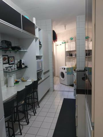 Venda direta - Apartamento no Cocó quitado, móveis projetados no Cocó - Foto 6