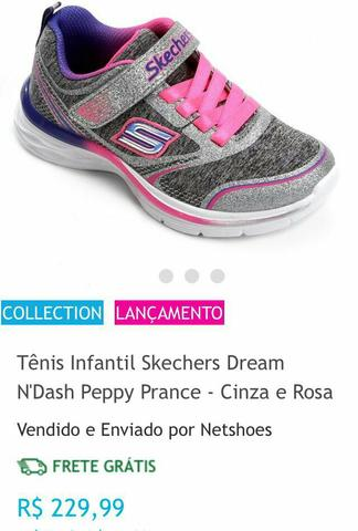 5295690f1d6 Tênis infantil Skechers - Roupas e calçados - Centro