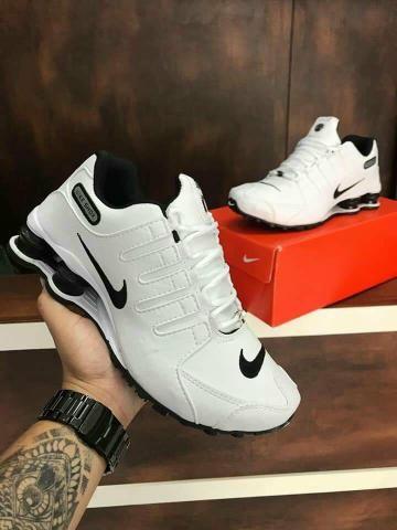e3d9b3730f42c Tênis Nike Shox NZ TENHO MAIS MODELOS - Roupas e calçados - Vila ...