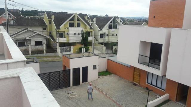 SO0394 - Sobrado com 3 dormitórios à venda, 145 m² por R$ 595.000 - Atuba - Curitiba/PR - Foto 20