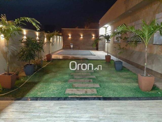 Casa com 4 dormitórios à venda, 375 m² por R$ 2.100.000,00 - Jardins Lisboa - Goiânia/GO - Foto 7