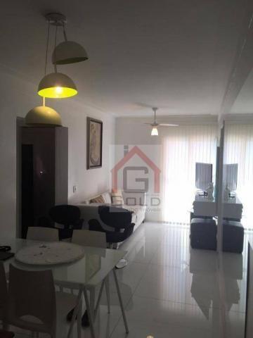 Apartamento com 2 dormitórios à venda, 55 m² por R$ 360.000 - Casa Branca - Santo André/SP