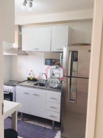 Apartamento com 2 dormitórios à venda, 55 m² por R$ 360.000 - Casa Branca - Santo André/SP - Foto 5