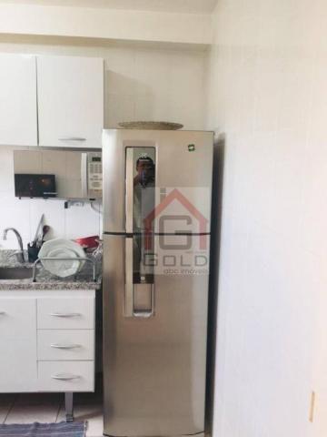 Apartamento com 2 dormitórios à venda, 55 m² por R$ 360.000 - Casa Branca - Santo André/SP - Foto 4