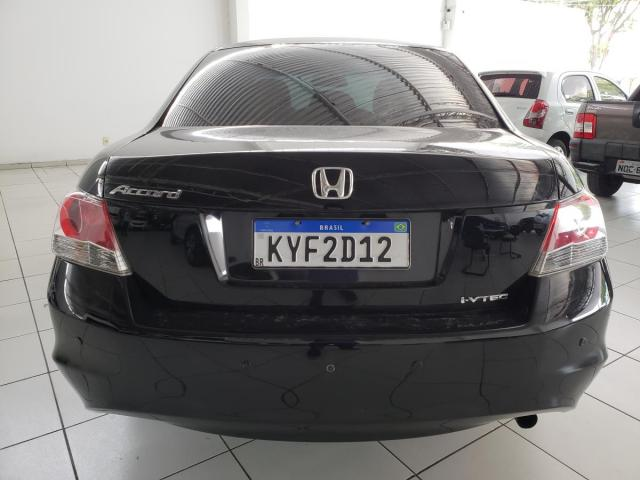 Honda Accord Sedan LX 2.0 16V 150/156cv Aut. - Foto 6