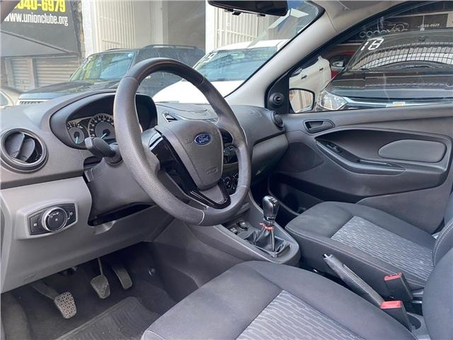 Ford Ka + 1.5 se 16v flex 4p manual - Foto 9