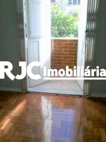 Apartamento à venda com 2 dormitórios em Rio comprido, Rio de janeiro cod:MBAP24711