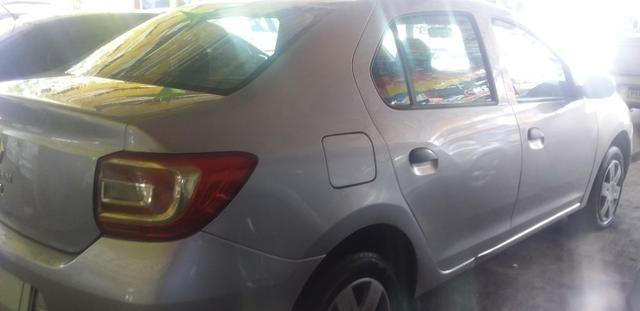 Renault logan completao novissimo com gnv - Foto 4