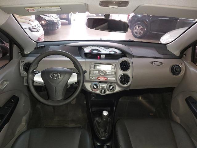 Toyota Etios 1.5 XLS Sedan Completo!!! - Foto 7