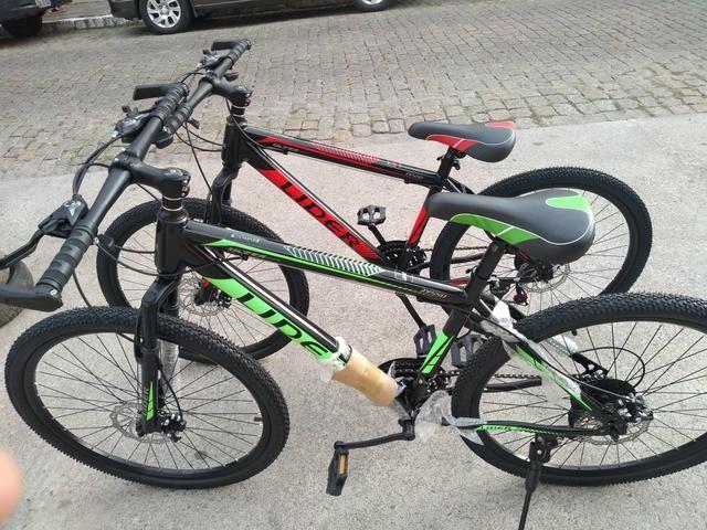 Promoção bike aro 26 zero completa