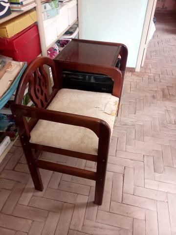 Mesa de Telefone com Assento - Foto 2