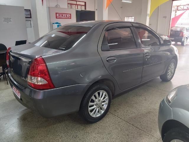 Toyota Etios 1.5 XLS Sedan Completo!!! - Foto 6